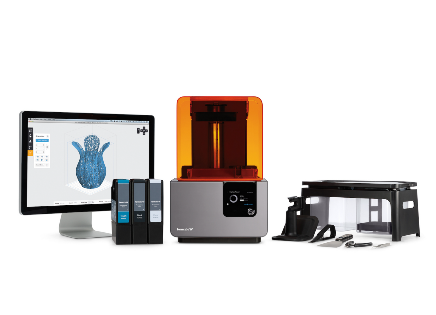 3.5 Rapid prototyping – Stereolithography (SLA)