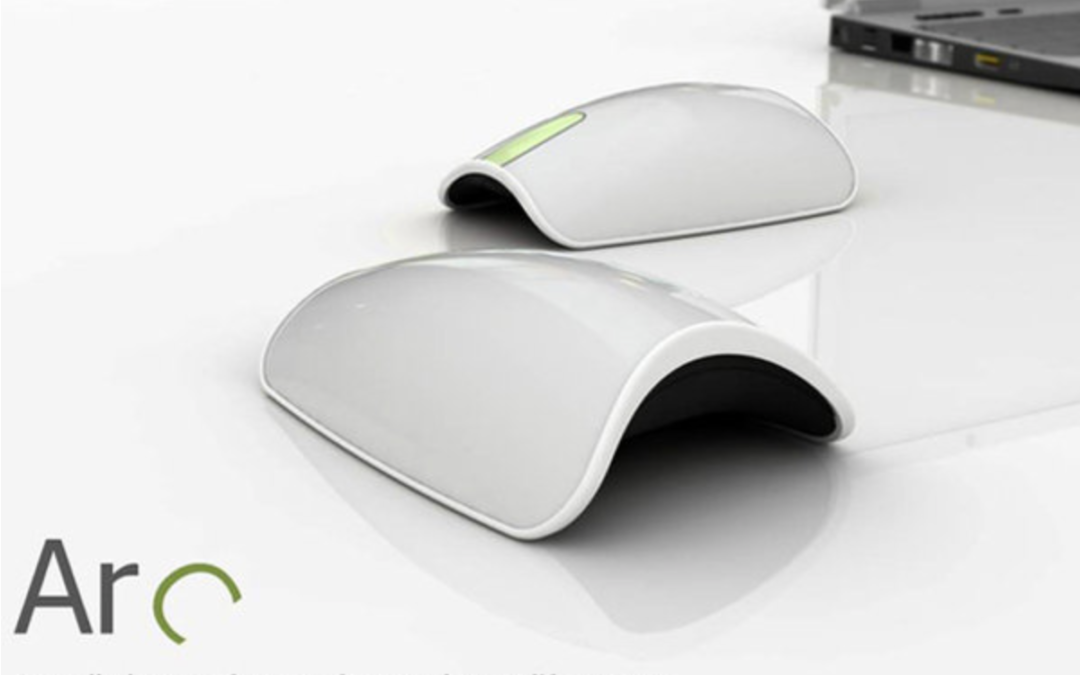 Arc Mouse Design – An innovative product?